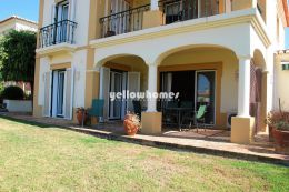 2-bed ground floor apartment at a Golf Resort near Carvoeiro